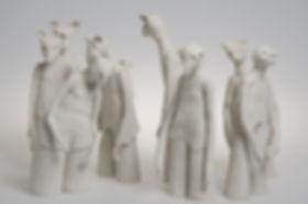 Victoria Pitel | Third Space | Ceramic | Varies | 2016