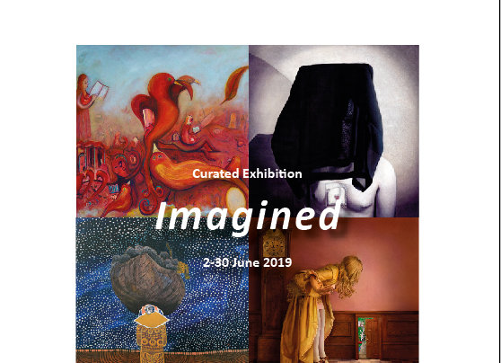Exhibition catalogue: Imagined