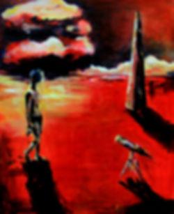Simone LINSSEN | Covet | Oil on canvas | 76 x 61cm | 2015