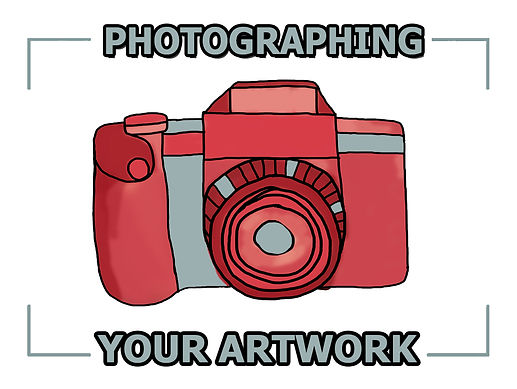 Photographying your artwork