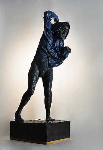 Al Roberts | David | Bronze | 61 x 19 x 26cm | 2017