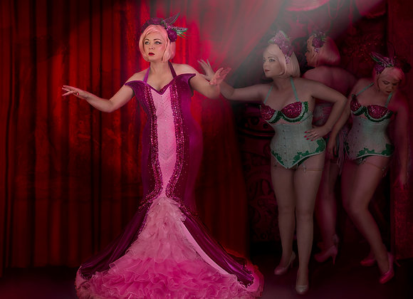 Daniel Kneebone: The Doyenne of Burlesque...