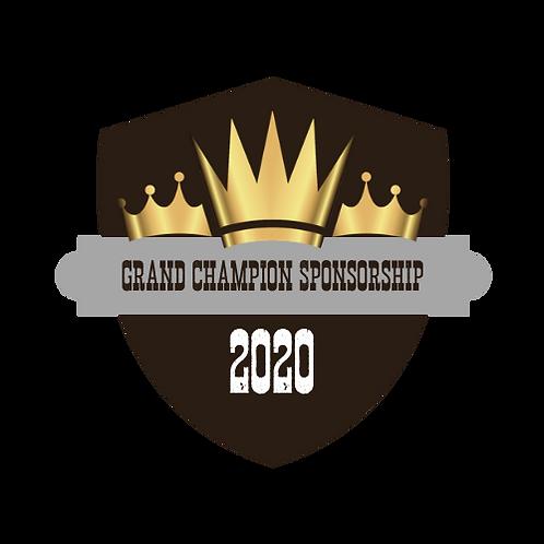 Grand Champion Sponsorship