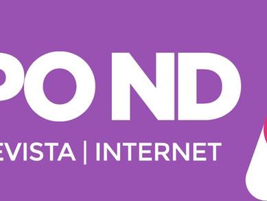 Nova Landing Page do Noticias do DIA