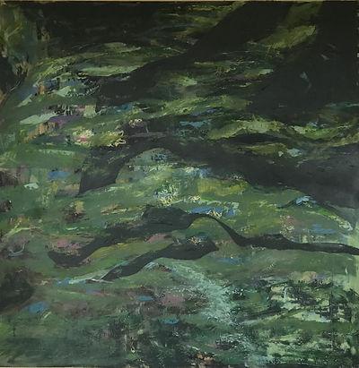 I svanens blick (90x90)