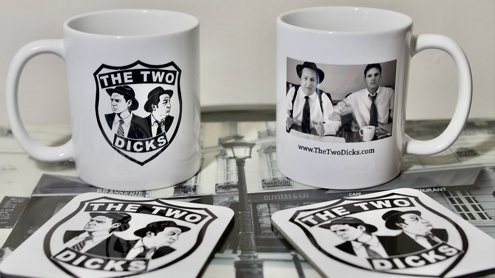 The Two Dicks Mug