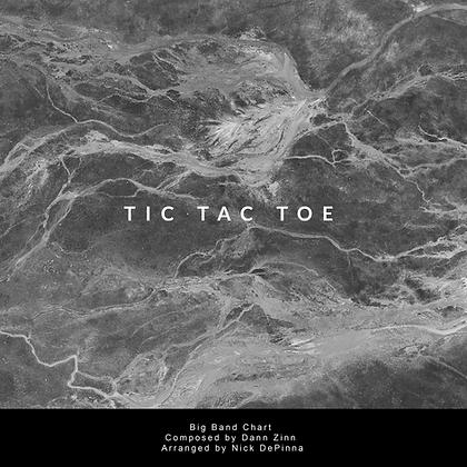 Tic Tac Toe Big Band Chart