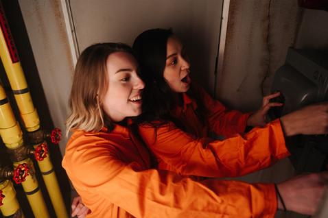 Escape Game Alcatraz Escape Room Bus Puz