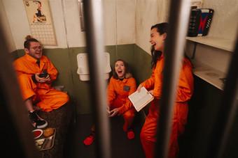 Escape Room Fun Alcatraz Game