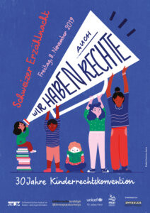 8. November 2019 – Schweizer Erzählnacht 2019