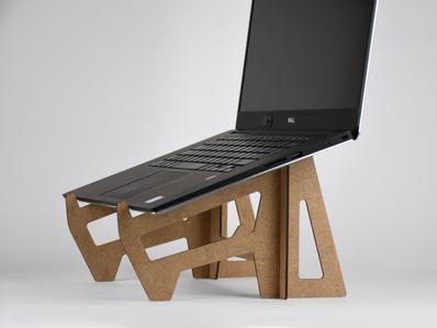 Laptop Ständer Lasta V5 Produktbild 01.p