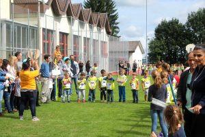 13. Rickenbacher Kinderfest (10.September 2017)