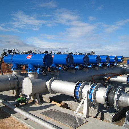 Toro Ag ofrecerá una línea completa de filtros para microirrigación gracias a un acuerdo comercial e