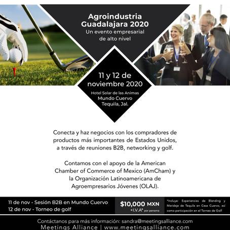 AGROINDUSTRIA GUADALAJARA 2020
