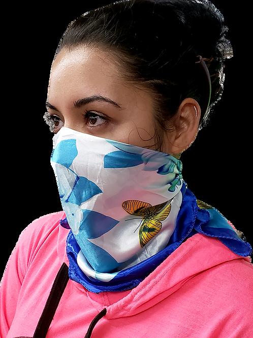 Silky Polyester Bandana 4-Pack