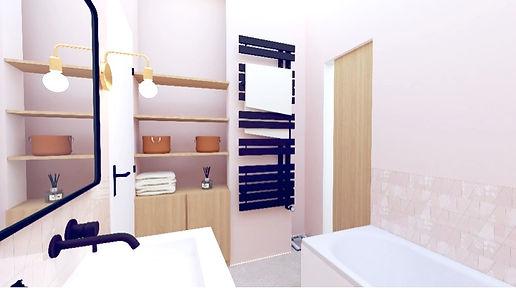 aménagement d'une salle de bains avignon