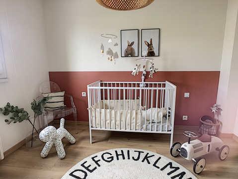 aménager une chambre d'enfant avec les conseils d'un architecte d'intérieur dans le Vaucluse
