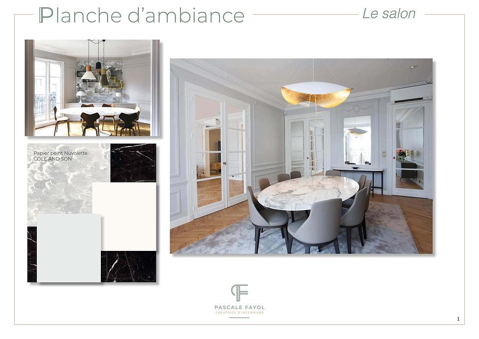 La déco d'un salon dans une maison à Avignon