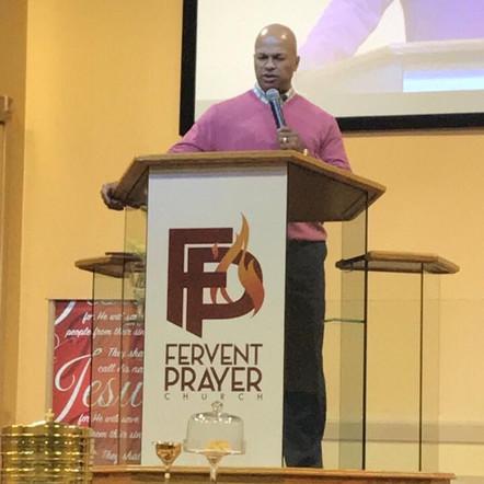 First Hour Prayer Live Tour