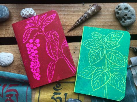 Rosey Maple Herbal Teas & Prints