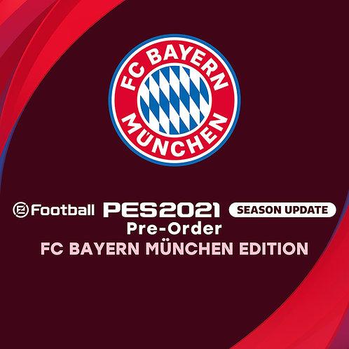 Ключ для eFootball PES 2021 FC Bayern Munchen Edition