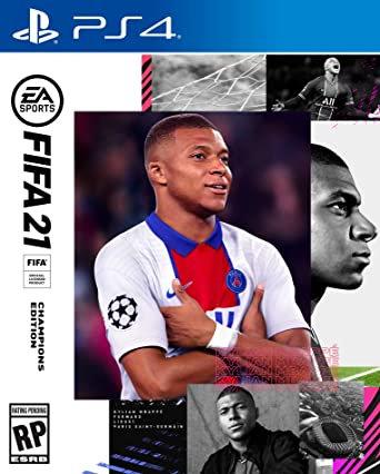 Игра EA SPORTS FIFA 21 для PlayStation 4 (PS4)