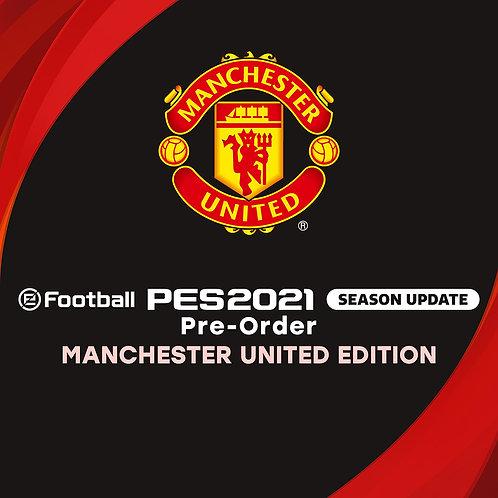 Ключ для eFootball PES 2021 FC Manchester United Edition