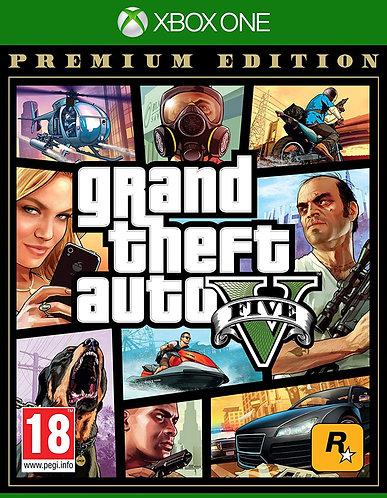 Grand Theft Auto V GTA 5 Premium Edition