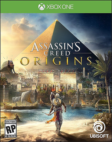 Assassin´s Creed Origins (Истоки)