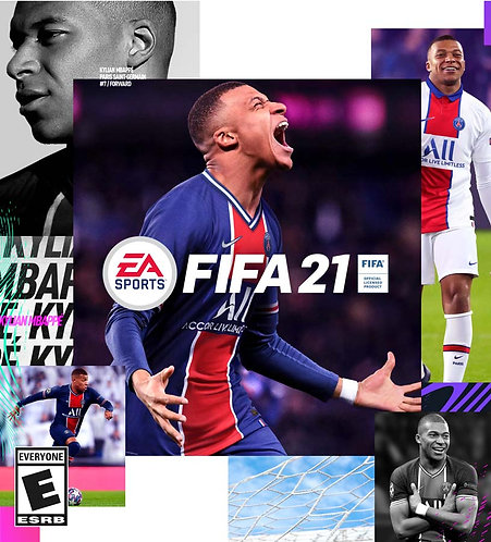 Ключ для игры EA SPORTS FIFA 21