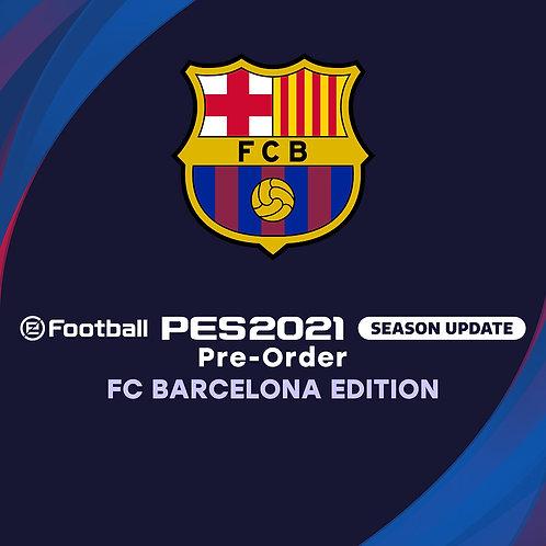 Ключ для eFootball PES 2021 FC Barcelona Edition