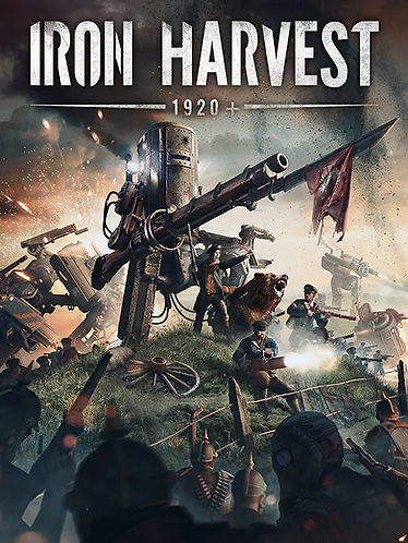 Ключ для игры Iron Harvest