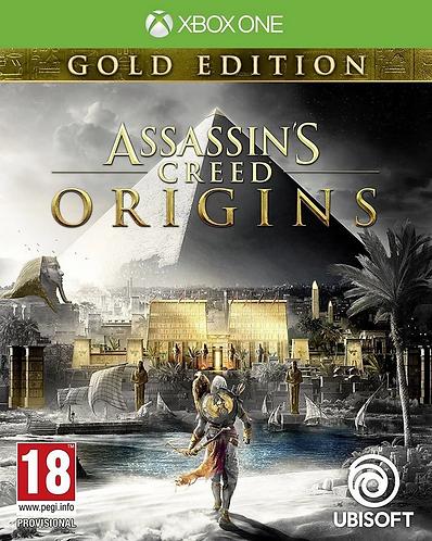 Assassin´s Creed Origins (Истоки) GOLD EDITION