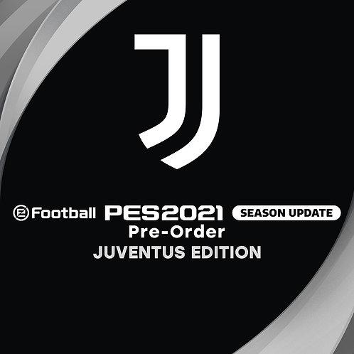 Ключ для eFootball PES 2021 FC Juventus Edition
