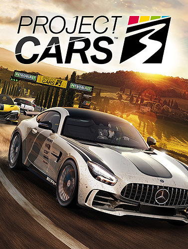 Ключ для игры Project CARS 3