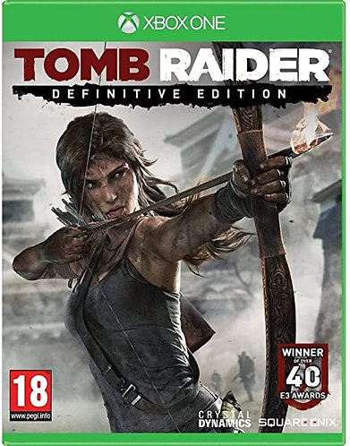 Tomb Raider: Definitive Edition Xbox One Ключ