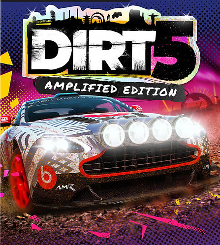 Ключ для DIRT 5 Amplified Edition