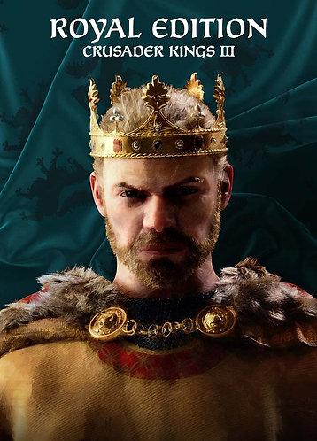 Ключ для Crusader Kings III Royal Edition