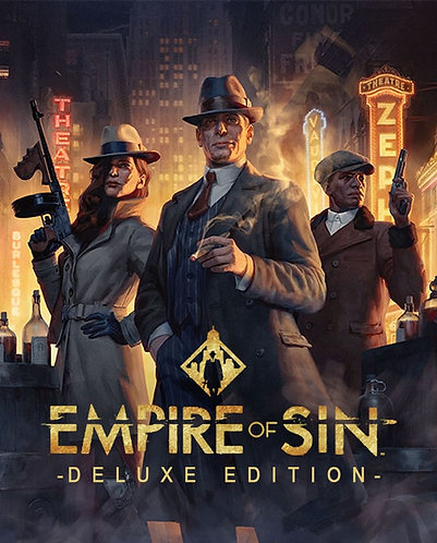 Ключ для Empire of Sin Deluxe Edition