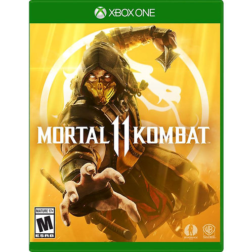 Mortal Kombat 11 xbox ключ