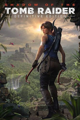 Shadow of the Tomb Raider Definitive Edition Xbox KEy