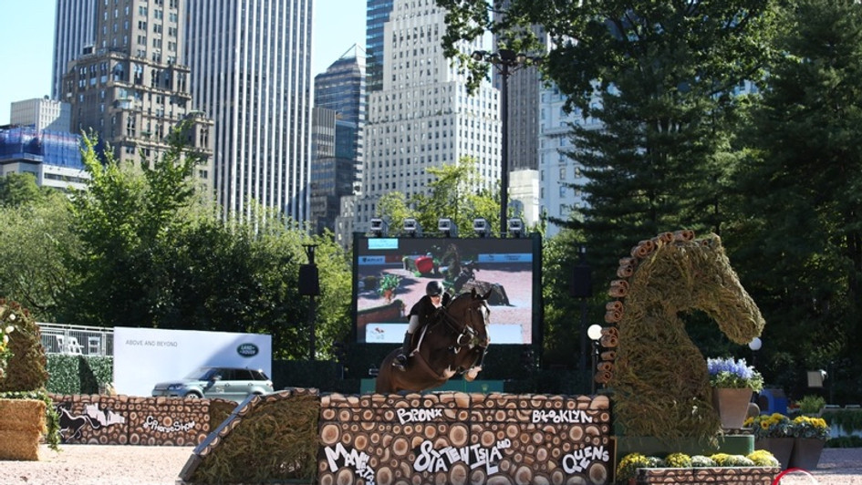The Central Park Horse Show