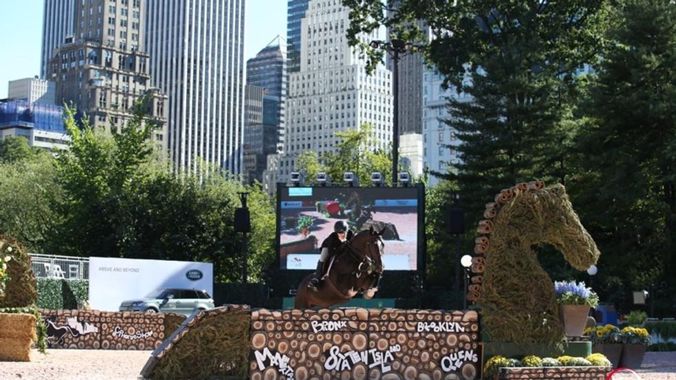 The Central Park Horse Show
