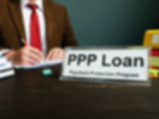 PPP loan and Paycheck Protection Program