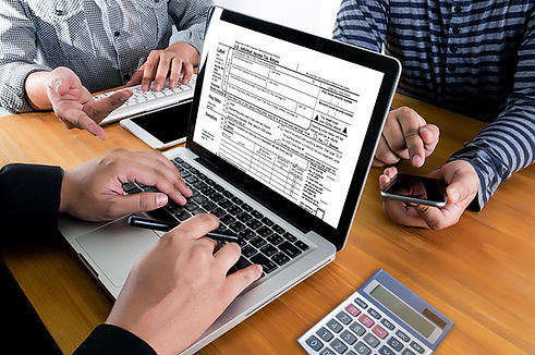 Personal Business Tax Preparation