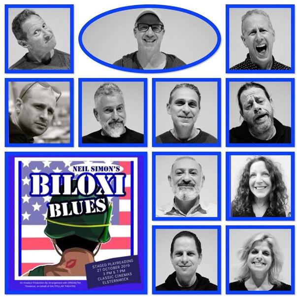 The Biloxi Blue Cast 2019