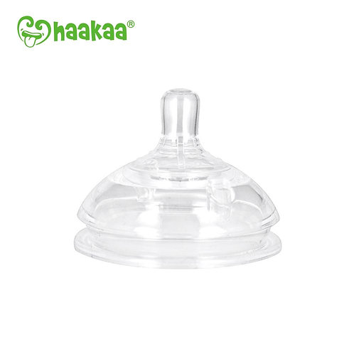 Generation 3 Silicone Bottle Anti-Colic Nipple (S/M/L) 2pcs