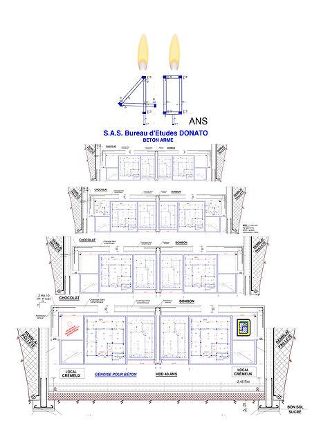 Stuctures et béton armé. Consultant en ingénierie dans le batiment.13 Rue François Pelletier 83310 Cogolin.Tél: 04 94 54 61 81 www.bureaudetudesdonato.com