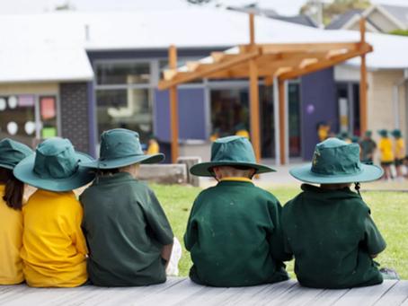 Why Don't Australian School Kids Feel a Sense of Belonging?