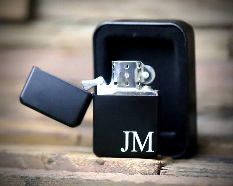 Personalized Groomsmen Lighter